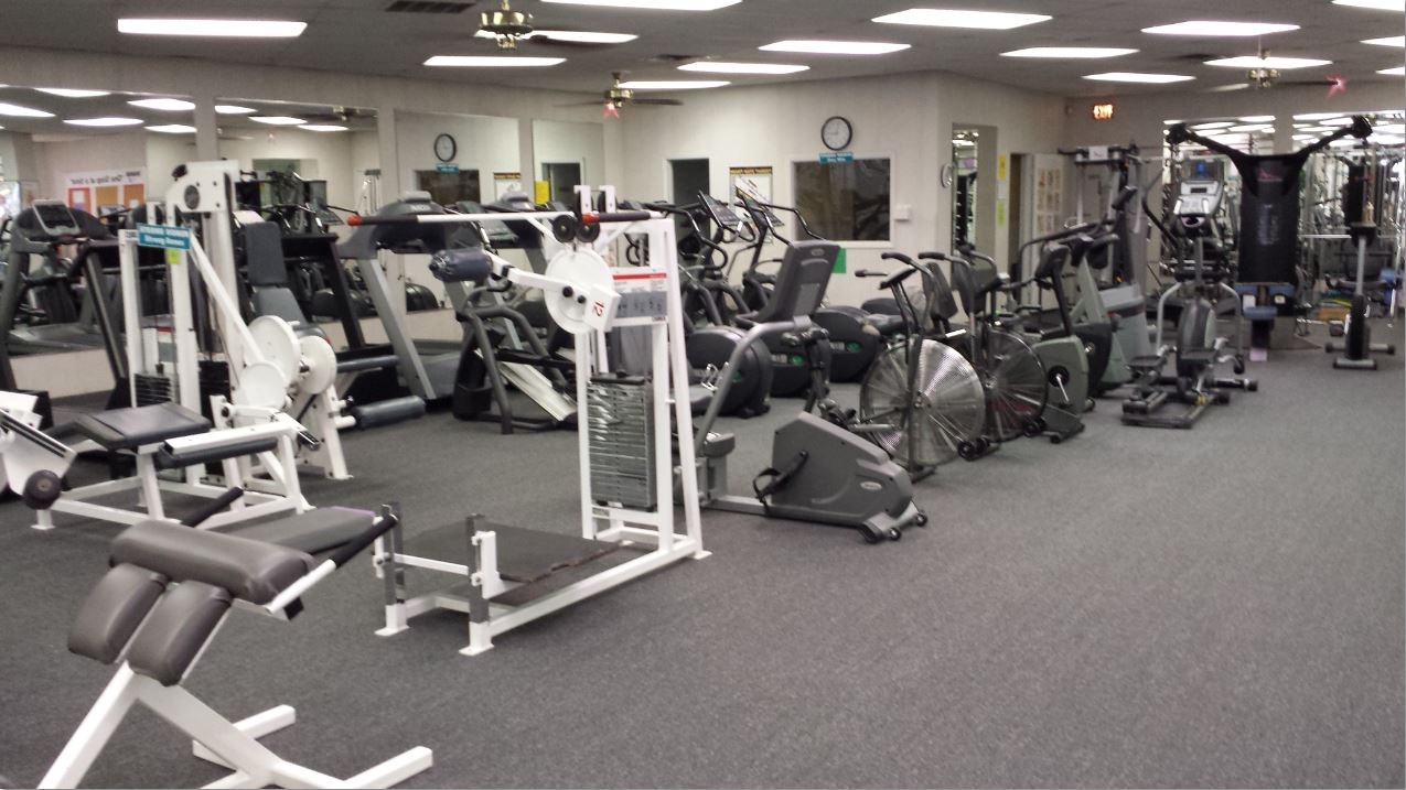 Fitness gyms in bossier city la for Lady fitness